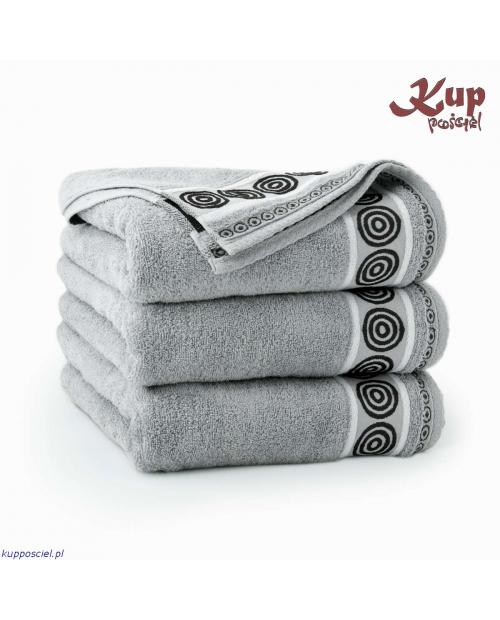 Ręcznik 50x90cm JASNY SZARY
