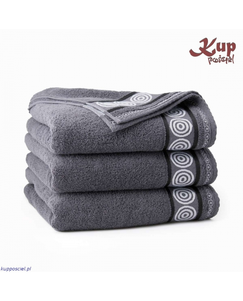 Ręcznik 50x90cm GRAFITOWY