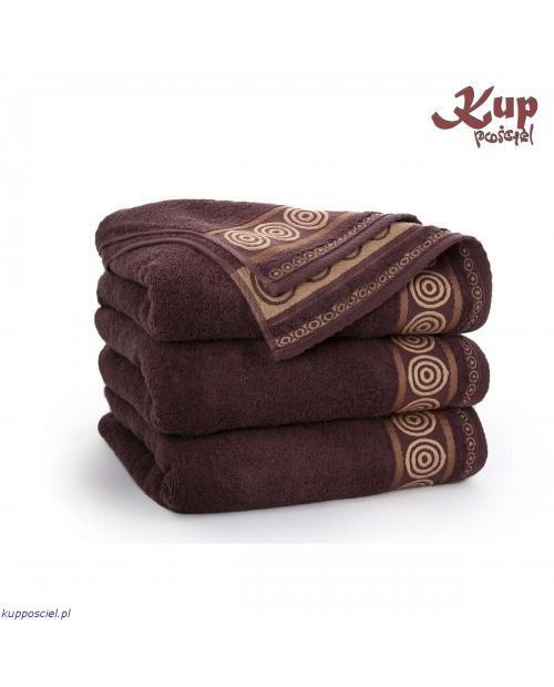 Ręcznik 50x90cm CZEKOLADOWY