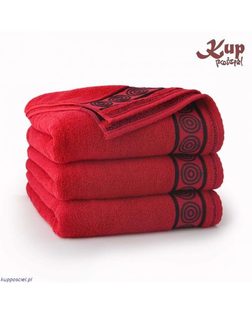 Ręcznik 50x90cm CZERWONY