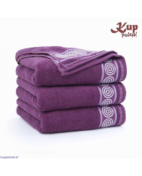 Ręcznik 50x90cm ŚLIWA