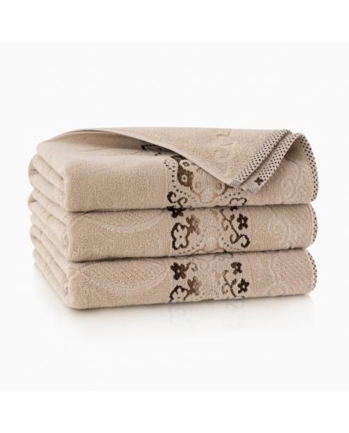 Ręcznik 50x100cm BEŻ