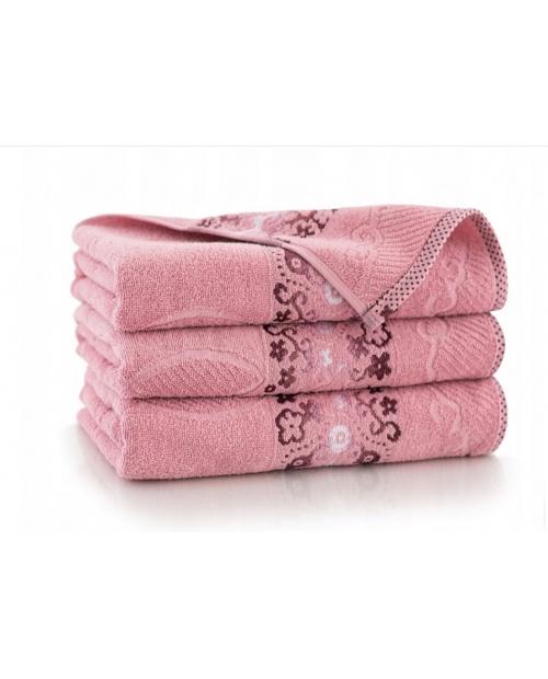 Ręcznik 50x100cm RÓŻ