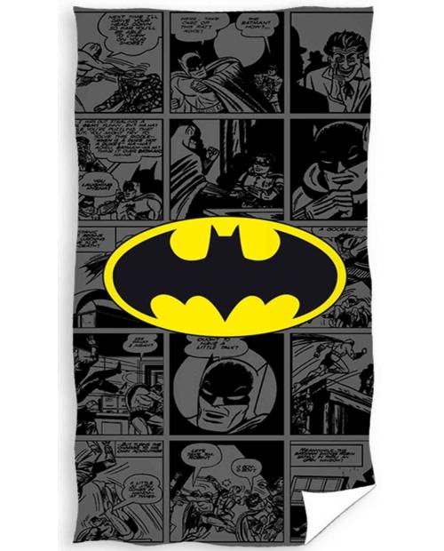 Ręcznik licencyjny 70X140 - BATMAN