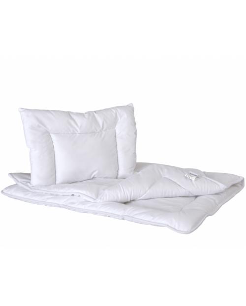 Kołderka do łóżeczka 100x135cm antyalergiczna + poduszka 40x60cm - Kup Pościel, Łódź, Wrocław, Ponań